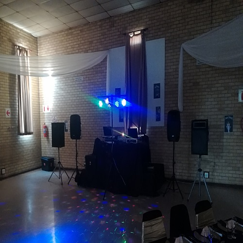 Sound/Lighting/Projectors