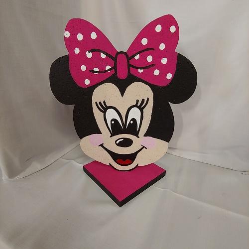 minnie mouse centrepiece