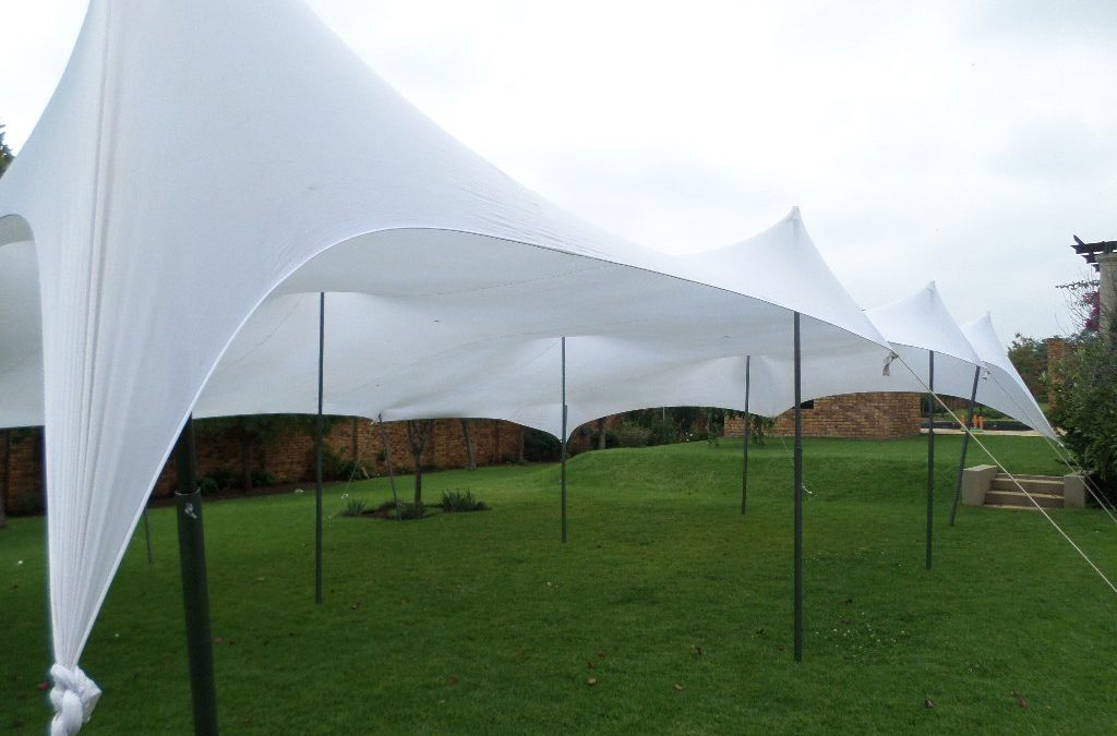 stretch tents cheap