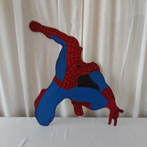 spiderman kiddies decor