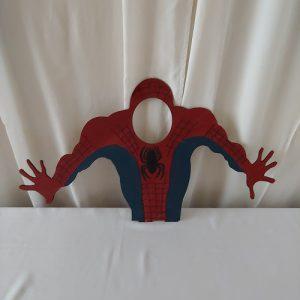 Spiderman photo frame