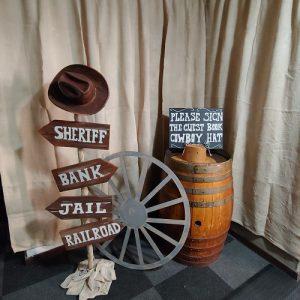 Cowboy decor boksburg
