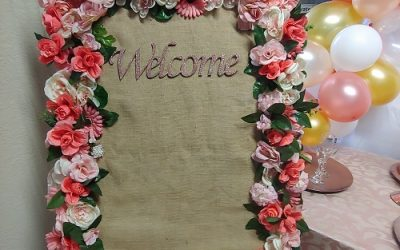 Welcome Boards