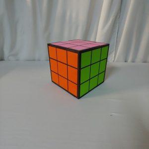 80' rubix cube