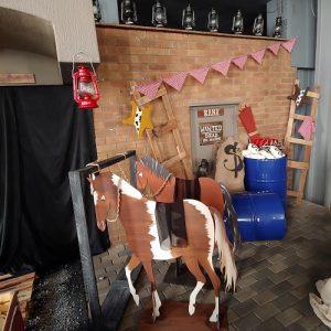 Cowboy decor Edenvale