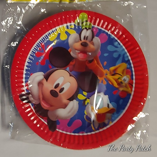 mickey mouse polystyrene
