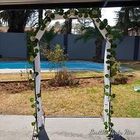 Bridal Arch hire
