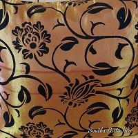 Cushions orange
