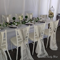 Tiffany chairs Alberton
