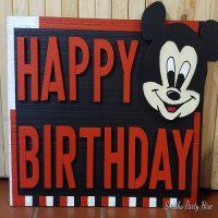 Mickey mouse decor East rand