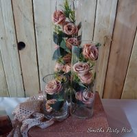 Rose gold decor Boksburg