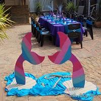 Mermaid decor parties