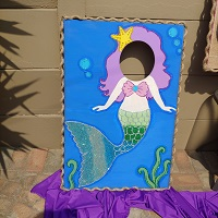 Mermaid decor Benoni