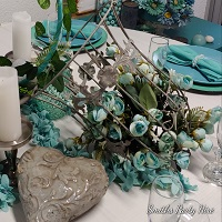 Mint green decor Benoni