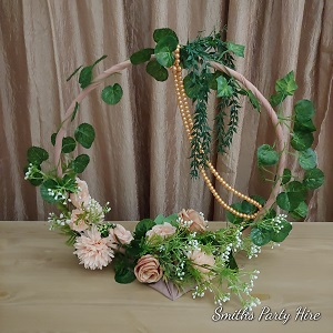 Wedding decor for functions rose gold. rose gold party ideas.