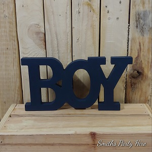 Nautical signage baby showers Boksburg