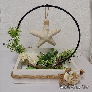 Sea theme decor
