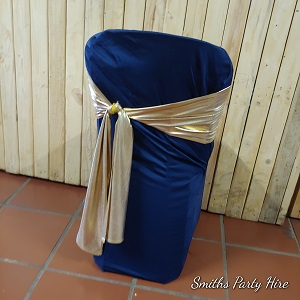 Navy chair covers Benoni