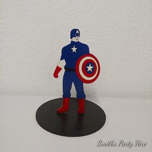 Captain America decor Germiston