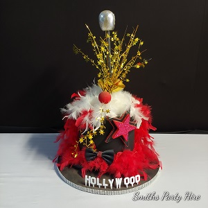 Hollywood centrepiece