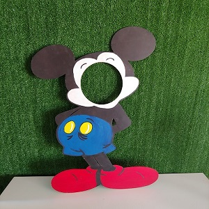 Mickey mouse photoboard