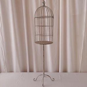 Bird cage standing