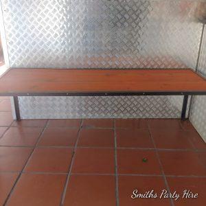 Arabian wooden tables