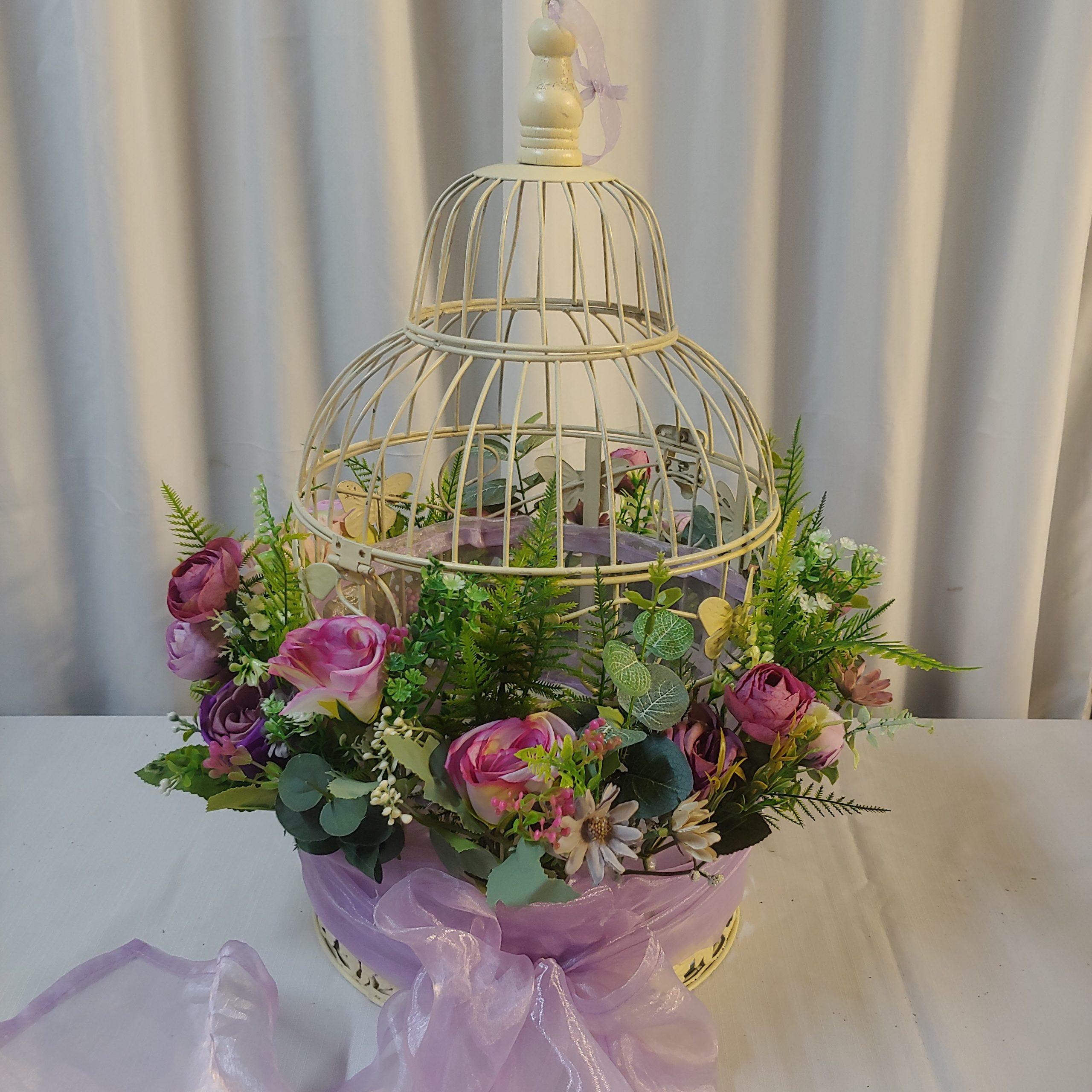 cage purple & lilac