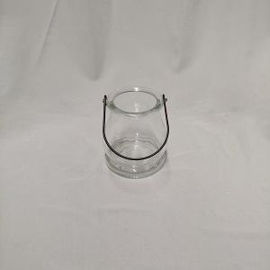 single glass lantern