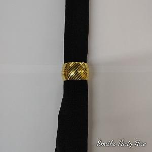 Napkin rings gold Boksburg