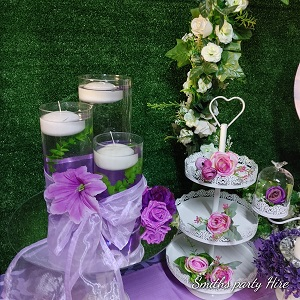 High tea decor Benoni