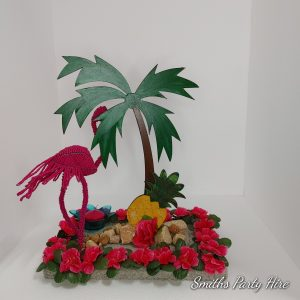 Flamingo centrepieces Boksburg