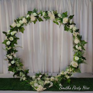 Wedding backdrop Alberton